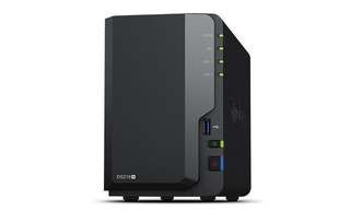 Synology DS218+  **16GB RAM**