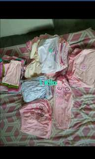 Mall pull out Per kilo 0-12 months 1-3yrs old clothes :)