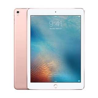 Apple iPad Pro 128GB - Celullar - Rose Gold Bisa Kredit Proses Mudah