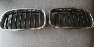 BMW F30 OEM Front Kidney Grill (right and left).