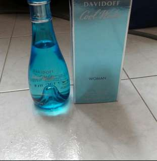 David cool water for women 100ml