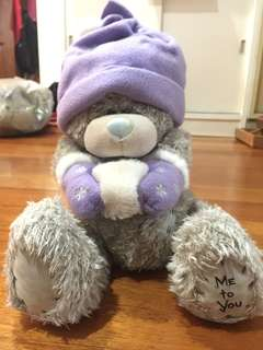 Me To You bear Soft Toy
