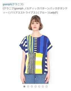 Design Tshirt Store graniph 女裝tee
