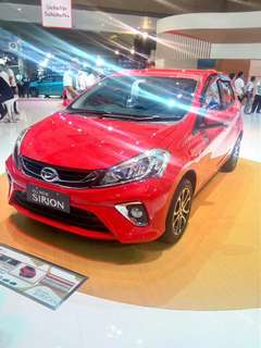 Daihatsu ALL NEW SIRION