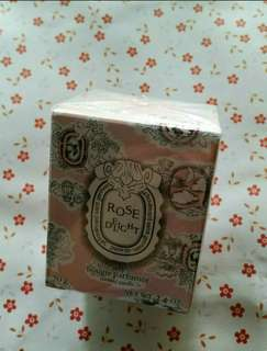 DIPTYQUE Rose Delight scented candle, 70g Rose Delight香氛蠟燭 (全新現貨1件,$280@)