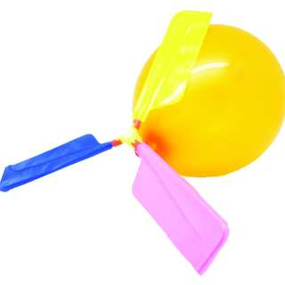 Mini Science kit - Balloon Helicopter