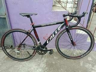 Calle full alloy road bike