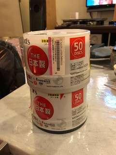 🚚 空白 DVD-R 1-8倍光碟片