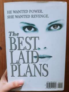 The Best Laid Plans by Sidney Sheldon (HARDBOUND)