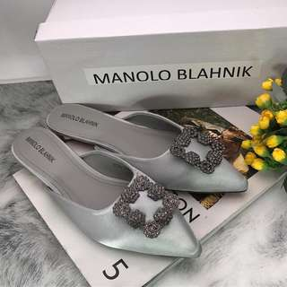 Slipper Manolo Import