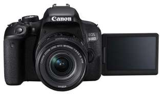 Canon EOS 800D WIFI EF-S 18-135 IS STM Kit