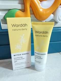 Wardah witch hazel pelembab kulit berminyak
