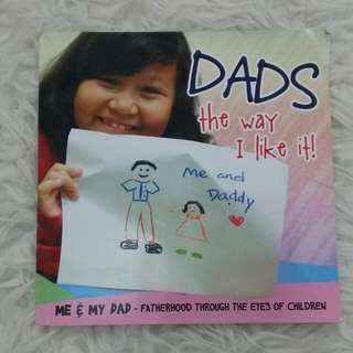Buku Import : Dads The Way I Like It!