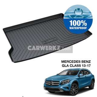 Mercedes Benz GLA Class 2013-2017 1st Generation (X156) TPO Boot Tray