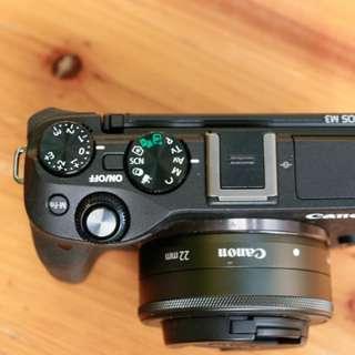 Camera mirorles canon m3 bisa di cicil tanpa kartu credit cicilan0%