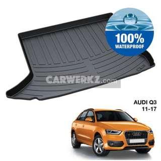 Audi Q3 2011-2016 1st Generation (Typ: 8U) TPO Boot Tray