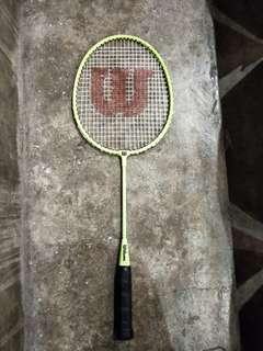 Batmintion racket 1/2 size