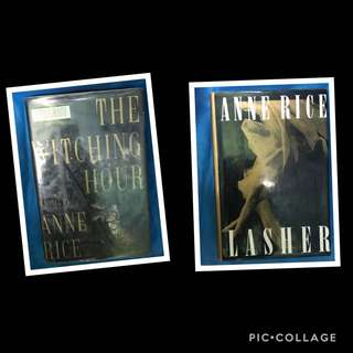 Anne Rice Books Bundle Sale