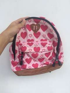 Small Pink Backpack