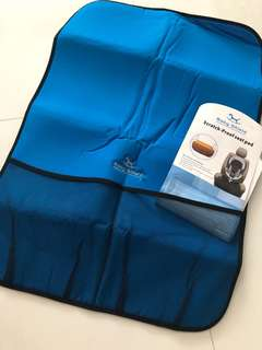 Scratch proof seat pad (Baby Shield) for baby car seats