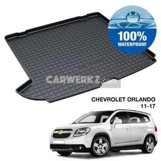 Chevrolet Orlando 2011-2017 1st Generation TPO Boot Tray