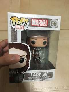 Lady Sif - funko , thor , the dark world