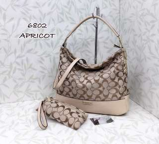 CO 2 IN 1 SET SHOULDER HANDBAG