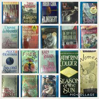 Assorted Books Bundle Sale