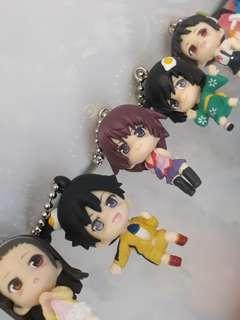 Bandai collection