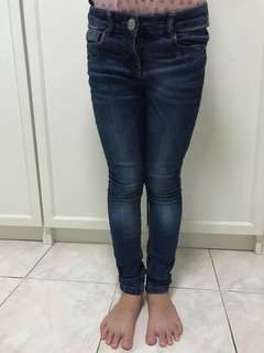 Girls skinny jeans by NEXT