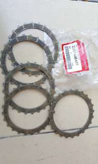 Clutch plate (friction plate) honda rs150r