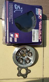 Uma racing hyperclutch (honda rs150r)