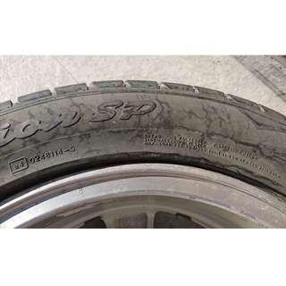 Mazda R16 Mag Wheel