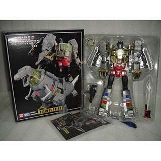 RARE Dinobot MP08 Grimlock Reximus Prime Enlarge NEW Transformers TF