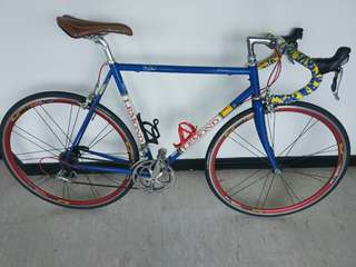 Lemond Zurich Road Bike, Classic 853 Steel bicycle