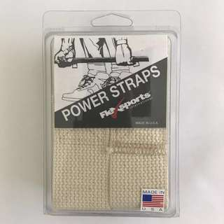 SOLD OUT!!! Power Lifting Straps (1 Pair) - Flexsport