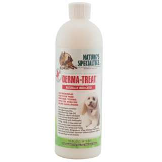 NATURE'S SPECIALTIES - DERMA TREAT SHAMPOO