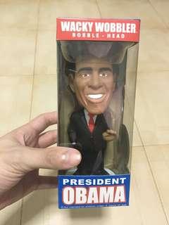 Obama  - wacky wobbler , funko