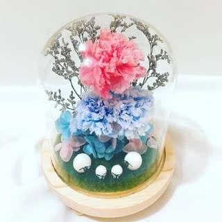 親子系列 母親節禮物 永生花 保鮮花