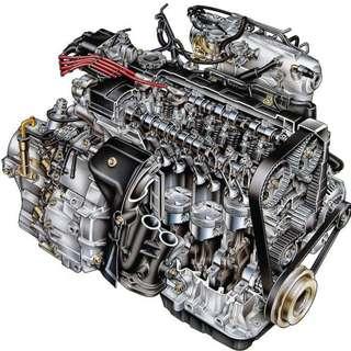 CAR SERVICE-ENGINE OVERHAUL