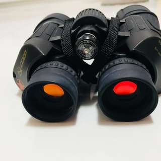CCCP Russian USSR made Binoculars