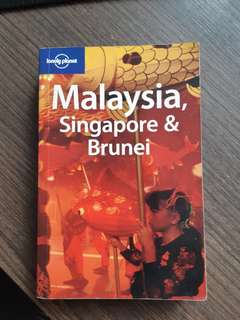 Lonely Planet Malaysia, Singapore, Brunei Travel Guide