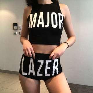 Official Major Lazer Two Piece Set