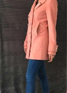 Double breasted coat AU8