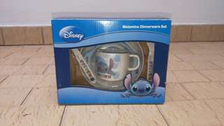Disney Stitch feeding set