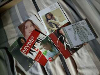 CD Albums - 500php all