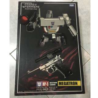 "Transformers Masterpiece Japan Takara MEGATRON 13"" MP-05 TF MP"