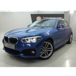 BMW 120IA M Sport Edition 2015