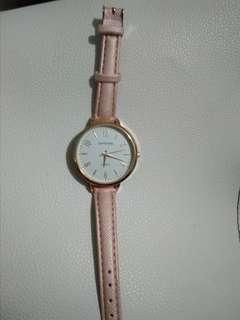 Jam Tangan Baby Pink
