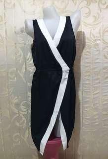 SALE: NEW Zalora Wrap Dress